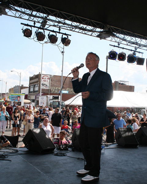 jerr y connelly as gene pitney, hamtramck festival, empire entertainment, legends live