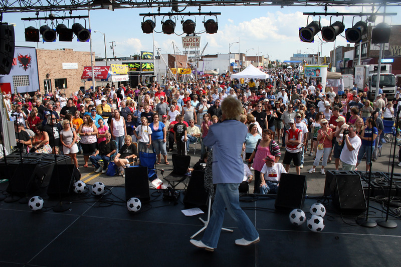 danny d as rod stewart, hamtramck festival, empire entertainment, legends live