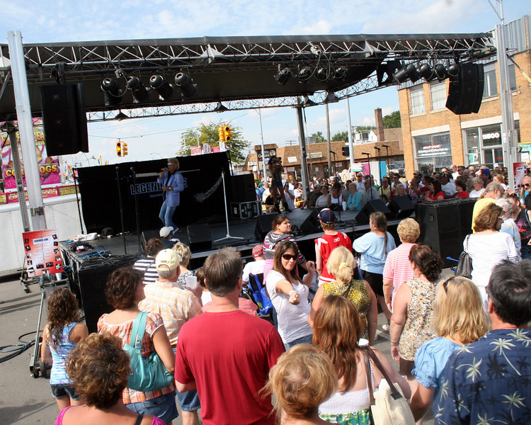 hamtramck festival, empire entertainment, legends live