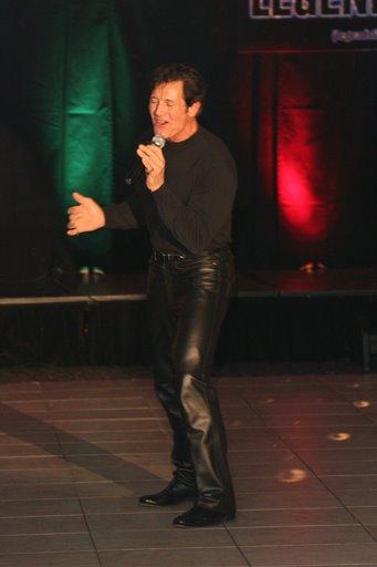 mike carluccio as tom jones, empire entertainment, legends live