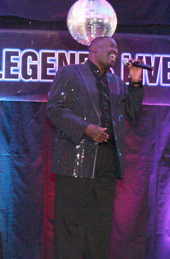 amondo d amondo as al green, empire entertainment, legends live