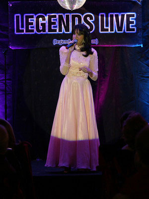 bernie walters as loretta lynn, empire entertainment, legends live
