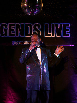 cal roberts of the platters, empire entertainment, legends live