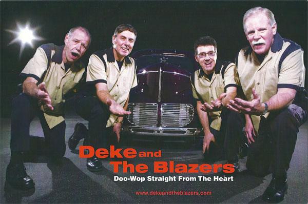 deke and the blazers, empire entertainment, legends live