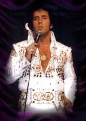 irv cass as elvis, empire entertainment, legends live
