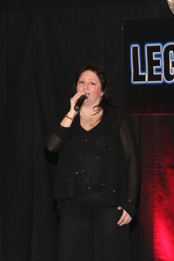 jennifer palombit as karen carpenter, fern hill, cupids night, empire entertainment, legends live