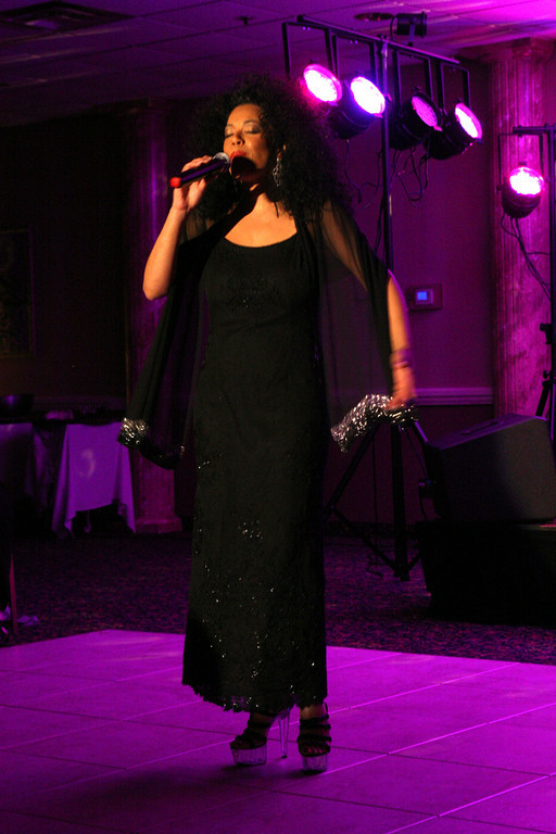 levonne king as diana ross, fern hill, motown night, empire entertainment, legends live