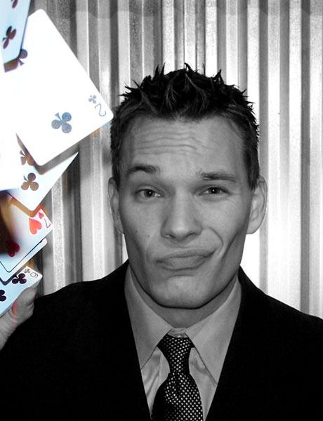 joe chasney, comedy magician, empire entertainment, legends live