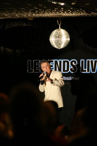 jerry connelly as gene pitney, empire entertainment, legends live