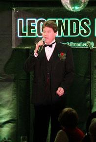 jim walters as bobby vinton, empire entertainment, legends live
