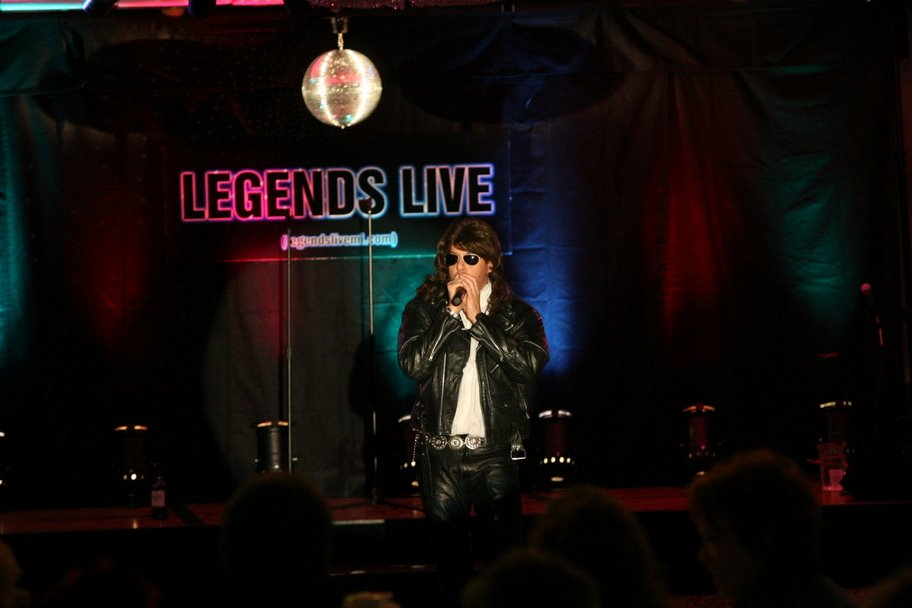 johnny decarlo as jim morrison, empire entertainment, legends live