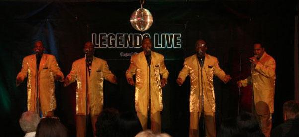 the prolifics, empire entertainment, legends live