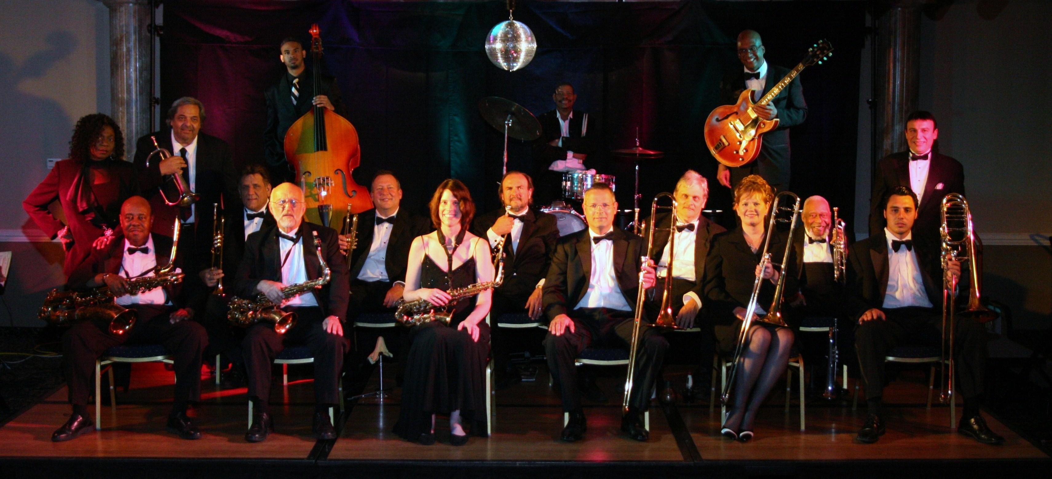the rea deal big band, empire entertainment, legends live